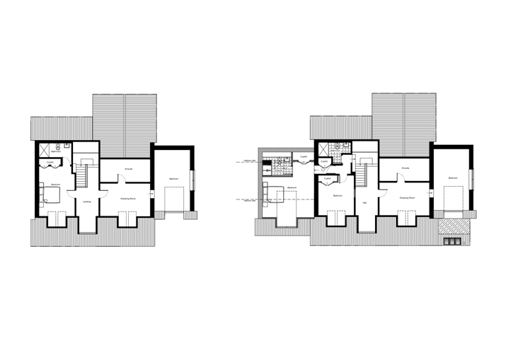 First+floor+plan+The+Brow